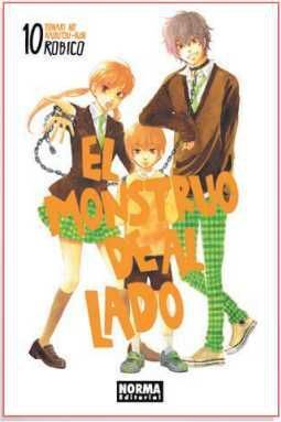 EL MONSTRUO DE AL LADO (TONARI NO KAIBUTSUKUN) #10