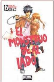 EL MONSTRUO DE AL LADO (TONARI NO KAIBUTSUKUN) #12