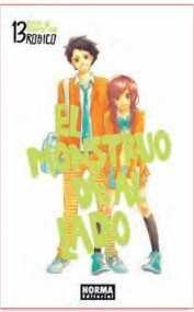 EL MONSTRUO DE AL LADO (TONARI NO KAIBUTSUKUN) #13
