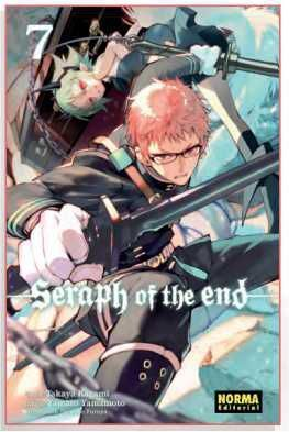 SERAPH OF THE END #07