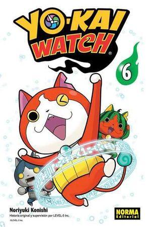 YO-KAI WATCH #06