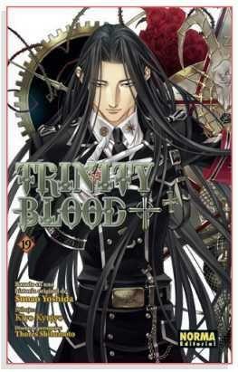 TRINITY BLOOD #19