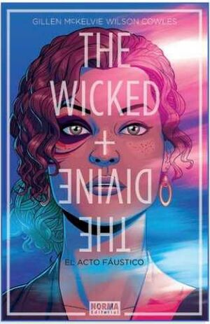 THE WICKED + THE DIVINE #01. EL ACTO FAUSTICO