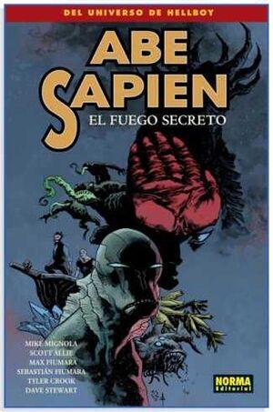 ABE SAPIEN #07.  EL FUEGO SECRETO