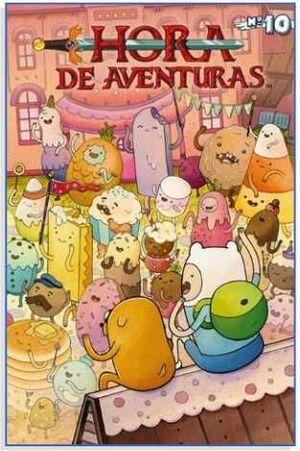 HORA DE AVENTURAS #10