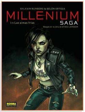 MILLENIUM SAGA #01 (NORMA EDITORIAL)