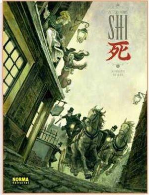 SHI #01. AL PRINCIPIO FUE LA IRA