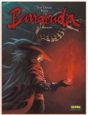 BARRACUDA #06. LIBERACION