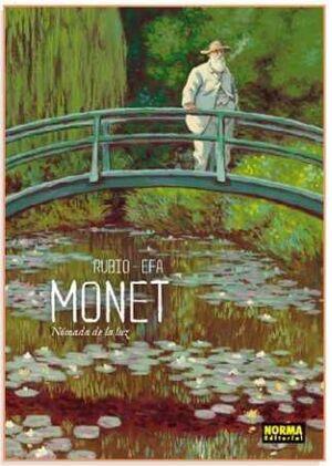 MONET. NOMADA DE LA LUZ