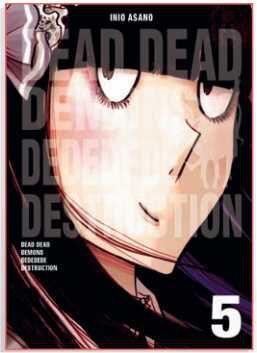 DEAD DEAD DEMONS DEDEDEDE DESTRUCTION #05