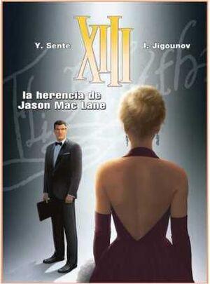 XIII #24. LA HERENCIA DE JASON MC LANE