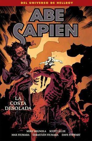 ABE SAPIEN #08. LA COSTA DESOLADA