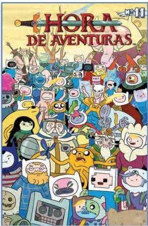 HORA DE AVENTURAS #11