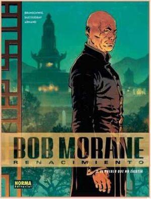 BOB MORANE. RENACIMIENTO #02