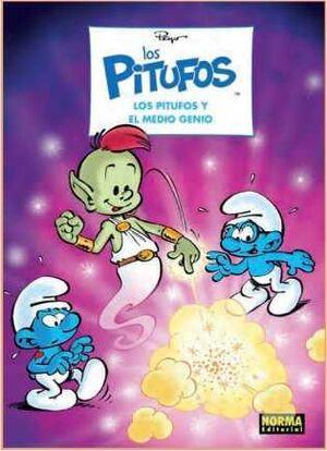 LOS PITUFOS #35. LOS PITUFOS Y EL MEDIO GENIO