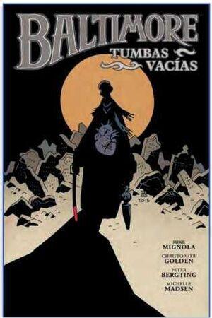 BALTIMORE #07. TUMBAS VACIAS