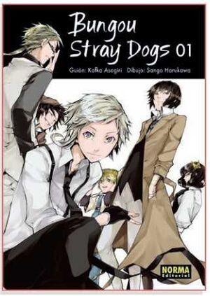 BUNGOU STRAY DOGS #01