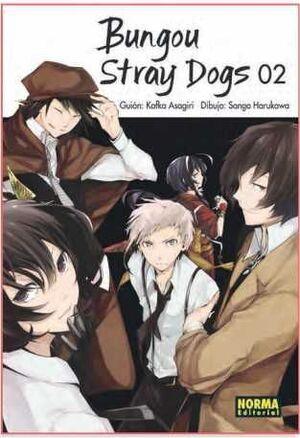 BUNGOU STRAY DOGS #02
