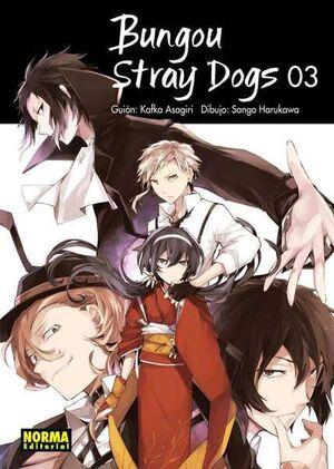 BUNGOU STRAY DOGS #03