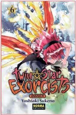TWIN STAR EXORCISTS: ONMYOUJI #06