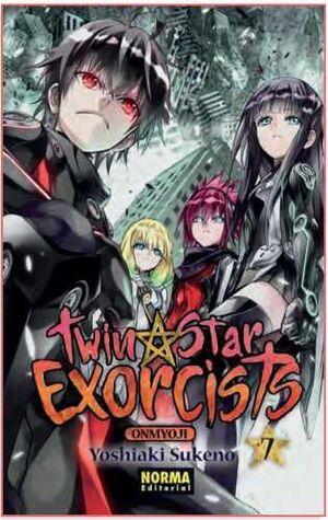 TWIN STAR EXORCISTS: ONMYOUJI #07