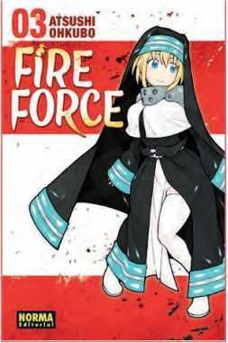 FIRE FORCE #03