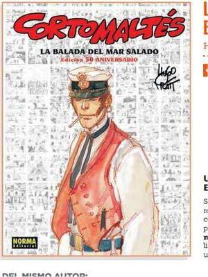 CORTO MALTES: LA BALADA DEL MAR SALADO. EDICION 50 ANIVERSARIO