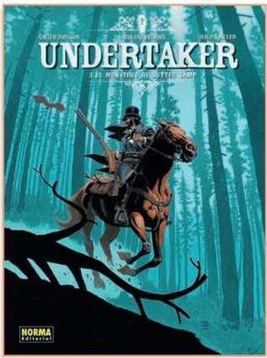 UNDERTAKER #03. EL MONSTRUO DE SUTTER CAMP