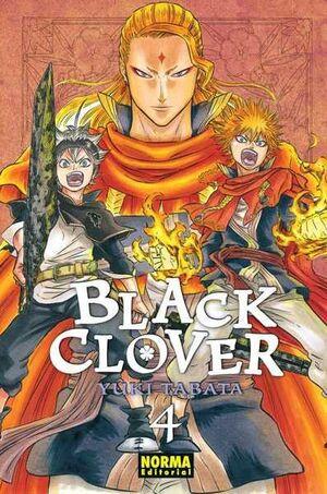 BLACK CLOVER #04