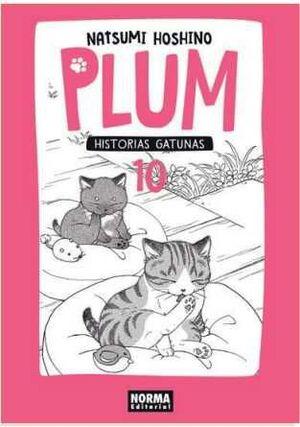 PLUM: HISTORIAS GATUNAS #10
