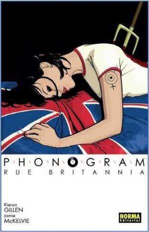PHONOGRAM #01. RUE BRITANNIA