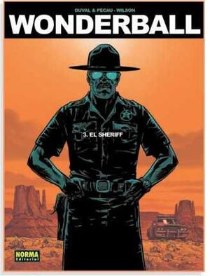 WONDERBALL #03. EL SHERIFF