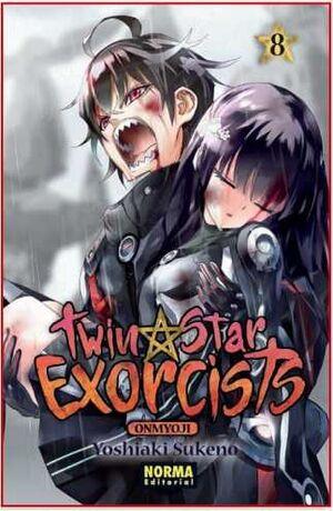 TWIN STAR EXORCISTS: ONMYOUJI #08