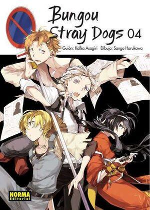 BUNGOU STRAY DOGS #04