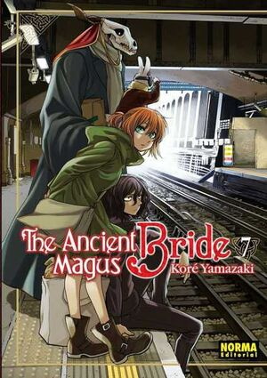 THE ANCIENT MAGUS BRIDE #07