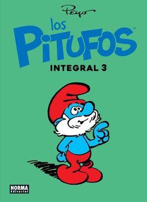 LOS PITUFOS. INTEGRAL #03