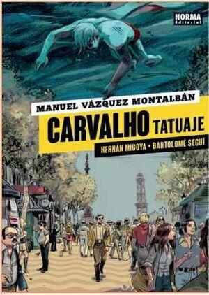 CARVALHO #01. TATUAJE