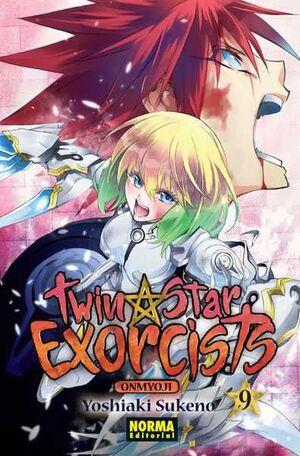 TWIN STAR EXORCISTS: ONMYOUJI #09