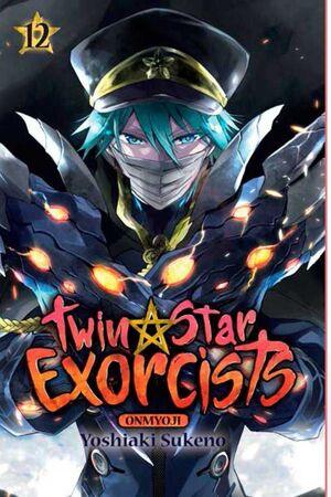 TWIN STAR EXORCISTS: ONMYOUJI #12