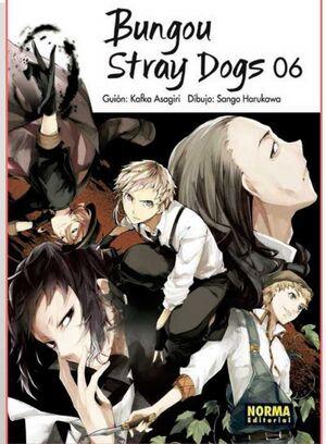 BUNGOU STRAY DOGS #06