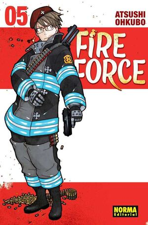 FIRE FORCE #05