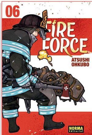 FIRE FORCE #06