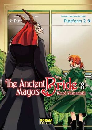 THE ANCIENT MAGUS BRIDE #08