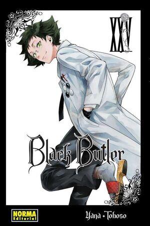 BLACK BUTLER #25