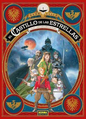 EL CASTILLO DE LAS ESTRELLAS #03. LOS CABALLEROS DE MARTE