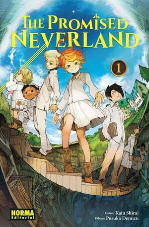 THE PROMISED NEVERLAND #01 ED. PROMOCIONAL