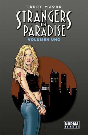 STRANGERS IN PARADISE #01 (ED.LUJO - NORMA ED.)