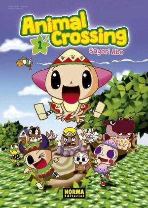 ANIMAL CROSSING #01