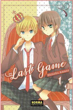 LAST GAME #01
