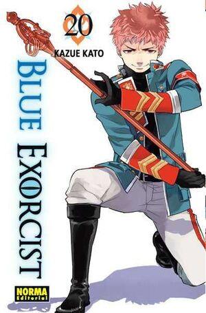 BLUE EXORCIST #20